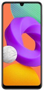 Купить смартфон Samsung Galaxy M22 черный