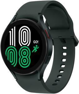 Купить умные часы Samsung Galaxy Watch4 44mm оливковый