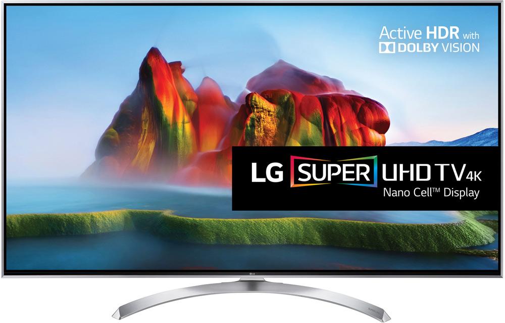 Телевизор LG 55SJ810V