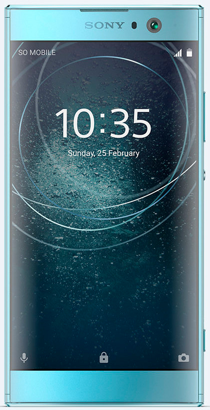 Sony Xperia XA2 Dual - Голубой