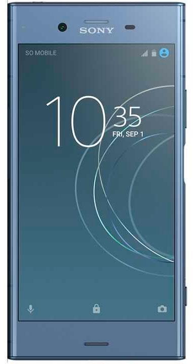 Sony Xperia XZ1 Dual - Голубой